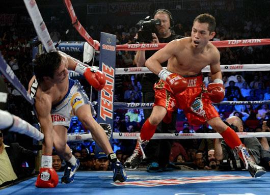 2012年の最優秀ボクサーはノニト・ドネア