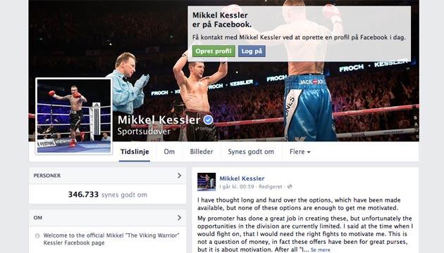 強く美しく輝いた北欧の戦士!ミッケル・ケスラーが引退を表明