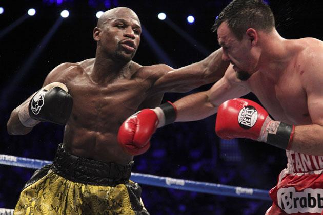 ボクシング界のスーパースター