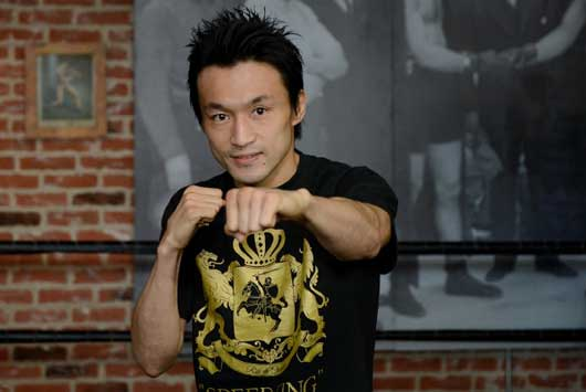 西岡利晃選手の勝利を願っています